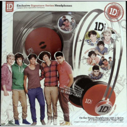 ONE DIRECTION -RED