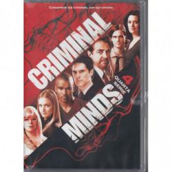 CRIMINAL MINDS 4 SERIE