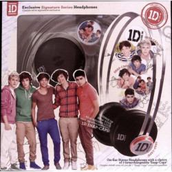 ONE DIRECTION -BLACK