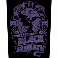 BLACK SABBATH LORD OF THIS...