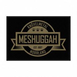 MESHUGGAH CREST PTCH