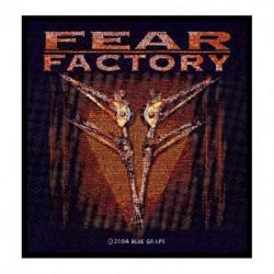 FEAR FACTORY ARCHETYPE PTCH