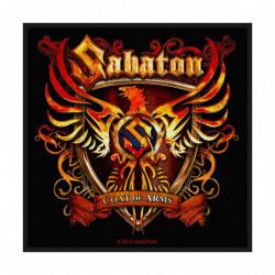 SABATON COAT OF ARMS PTCH