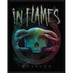 IN FLAMES BATTLES...