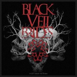 BLACK VEIL BRIDES SKULL...