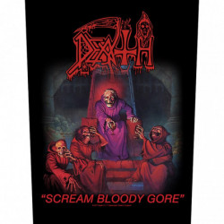 DEATH SCREAM BLOODY GORE...