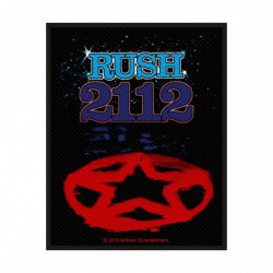 RUSH 2112 (PACKAGED) PTCH