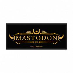 MASTODON LOGO PTCH