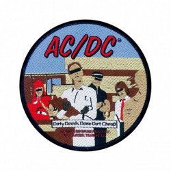 AC/DC DIRTY DEEDS PTCH