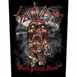 SLAYER WORLD PAINTED BLOOD...