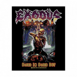 EXODUS BLOOD IN BLOOD OUT PTCH