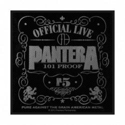 PANTERA OFFICIAL LIVE 101%...