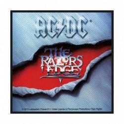 AC/DC THE RAZORS EDGE PTCH