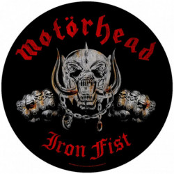MOTORHEAD IRON FIST...