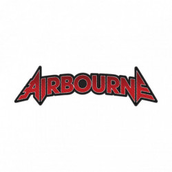 AIRBOURNE LOGO CUT-OUT PTCH