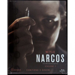 NARCOS STAG 2 SPECIAL ED...