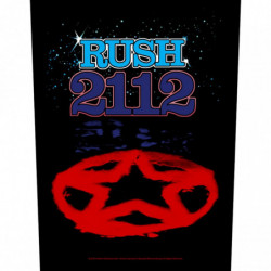 RUSH 2112 (BACKPATCH) PTCH