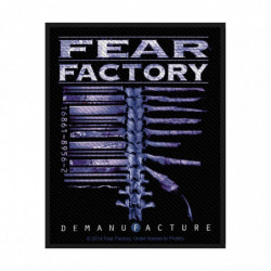 FEAR FACTORY DEMANUFACTURE...