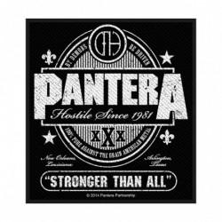 PANTERA STRONGER THAN ALL...